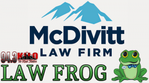 Mcdivitt Law Frog 2020